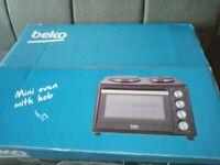 Beko Mini Oven with Hob
