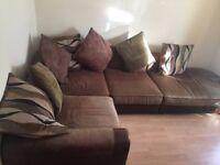 Corner Sofa L Shape Jumbo Size