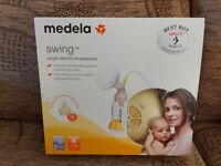 MEDELA SWING- SINGLE ELECTRIC BREASTPUMP