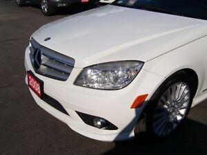 2008 Mercedes-Benz C-Class 2.5L/4 MATIC/BLUETOOTH Kitchener / Waterloo Kitchener Area image 9