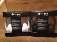 OVER THE EAR HEAD PHONES /HEADSET NEW AND BOXED