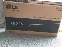 28 inch LED TV LG brand new £100