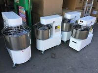 FAST FOOD 20 LT ITALIAN DOUGH MIXER MACHINE CATERING COMMERCIAL KITCHEN PIZZA BAKERY SHOP