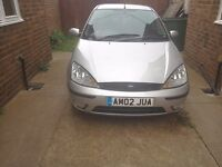 Breaking ford focus zetec 1.6 all parts cheap