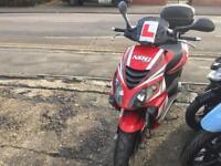 2008 PIAGGIO NRG 50 cc
