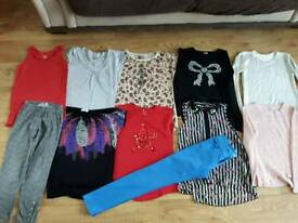 Girls Age 12-13 Clothes Bundle.