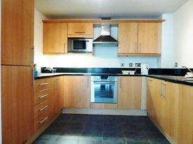 &&&&Available from 22nd May 2 bed 2 bath in canary central&&&&