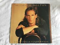 "Michael Bolton - Time Love And Tenderness (12"" Vinyl) 1991"