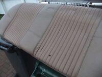 AUSTIN MORRIS 1100 1300 REAR SEAT CUSHION (BASE)
