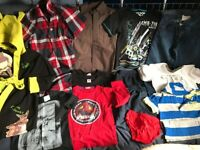 Boys Clothes bundle 7 8 yrs, Lots Of New clothes and a dressing gown! ☆☆☆☆☆ CAN POST