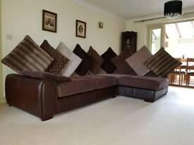 4 Seater L-Shape Sofa
