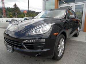 2013 Porsche Cayenne Navi / Ventilated seats / 19 Wheels