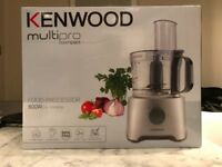 Kenwood Food Processor - compact (NEW)