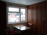 Large room in a friendly house, can be single/double room with share bathroom with 1 other person