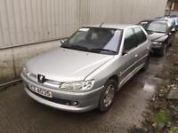 2001 306 1.9 diesel