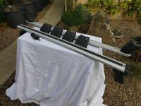 VOLVO XC60 AERO STYLE ROOF BARS