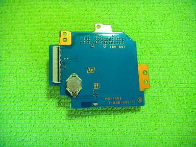 GENUINE SONY NEX-30VG SD CARD BOARD PARTS FOR REPAIR