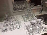 Champagne Glass - Dessert Glasses - Drinking Glasses over 250 Glasses for £50