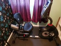Schwinn 270i recumbent exercise bike