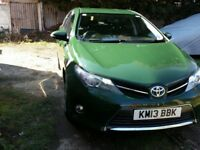 PCO car HIRE Toyota Auris PCO Car Hire Uber ready