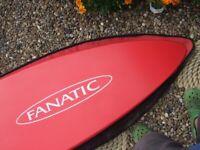 Fanatic Bee 104 litre Windsurf Board
