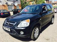 HONDA CRV I CTDI 2006 DIESEL 2.2 SPORT it's not TOYOTA RAV4 LAND ROVER Freelander or Opel