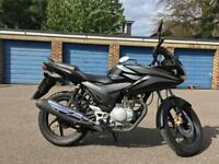 Honda CBF 125 Learner Legal - Bargain! Super low mileage example