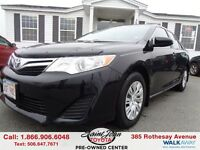 2012 Toyota Camry LE $144.83 BI WEEKLY!!!