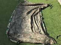Military-styled Hammock with mosquito-net, made in Vietnam