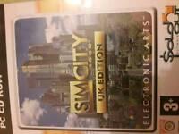 Sims city 3000 UK edtion