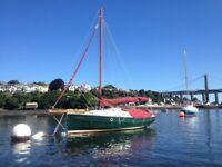 Boat - Cornish Crabbers Shrimper 19 Mk 2