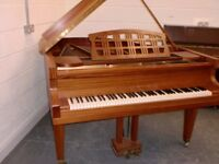 RITMULLER GERMAN 5FT BABY GRAND ROLLER ACTION £1750 CAN DELIVER