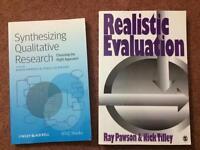 Qualitative research books
