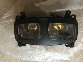 Yamaha FZS600 2001 headlight unit