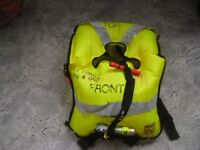 Life Jackets and a buoyancy Aid for sale