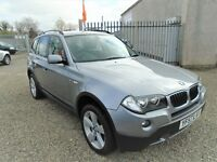 2008 BMW X3 2.0 20d SE 5dr / FINANCE AVAILABLE / Diesel / Warranty