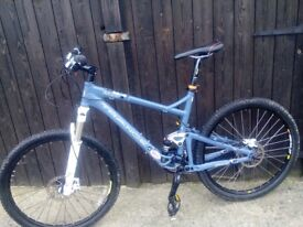 Extreme mountain bike for sale