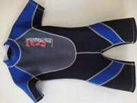 Children's Wetsuit 26 inch Chest, Age 9-10 VGC