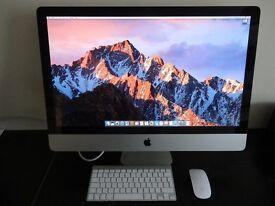 iMac 27'' mid 2011 - 3.4GHz i7 Quad Core, 12GB RAM, 1TB HDD