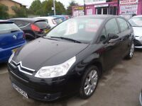 Citroen C4,5 dr hatchback,FSH,full MOT,1 previous owner,stunning looking car,runs and drives nicely