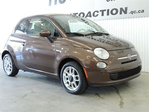 2012 Fiat 500C Pop SPORT PACKAGE