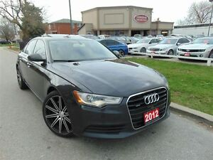 2012 Audi A6 PREM PLUS- NAVIGATION-UPGRADED WHEELS-QUATTRO