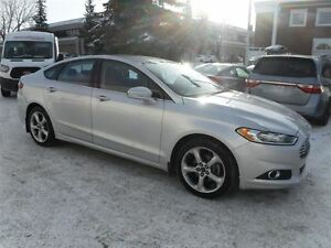 2015 Ford Fusion SE Remote Start Bluetooth Heated Seats