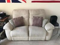 Sofa and gaming chair with speakers