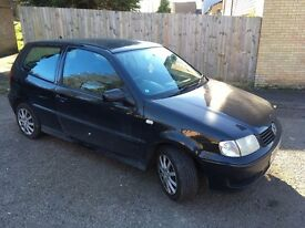 VW POLO 1.4 TDI PD S 3dr MOT 02/18 ONLY 2 OWNERS! VERY ECONOMICAL!