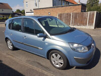 2006 Renault Megane Scenic 1.6 Only 2 Former Keepers Ideal Family Car