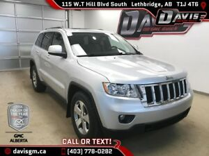 Used 2011 Jeep Grand Cherokee Laredo-Heated Leather, Sunroof