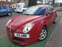 ** INCLUDES PRIVATE REG ** 2010 ALFA ROMEO MITO 1.4 LUSSO