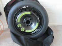 Renault Scenic Space Saver Wheel and Cover