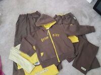 Bundle of brownie uniform